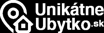 Unikátne Ubytko logo